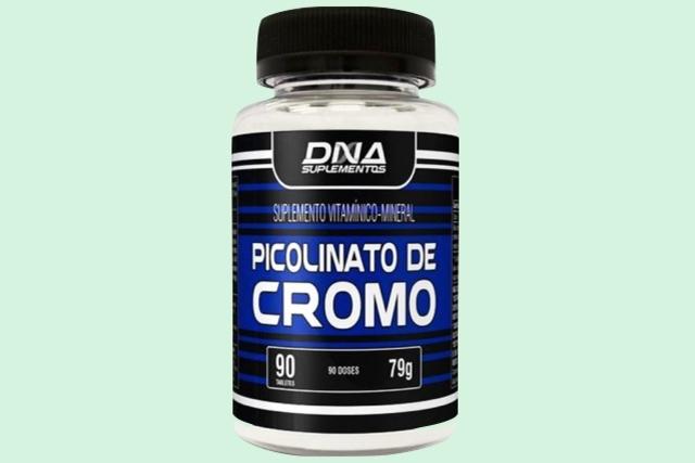 Qué es el Picolinato de cromo, para qué sirve y cómo tomar